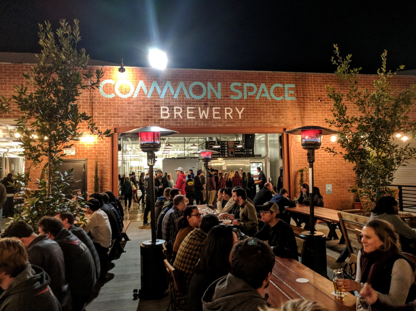Common Space Brewery Hawthorne Los Angeles