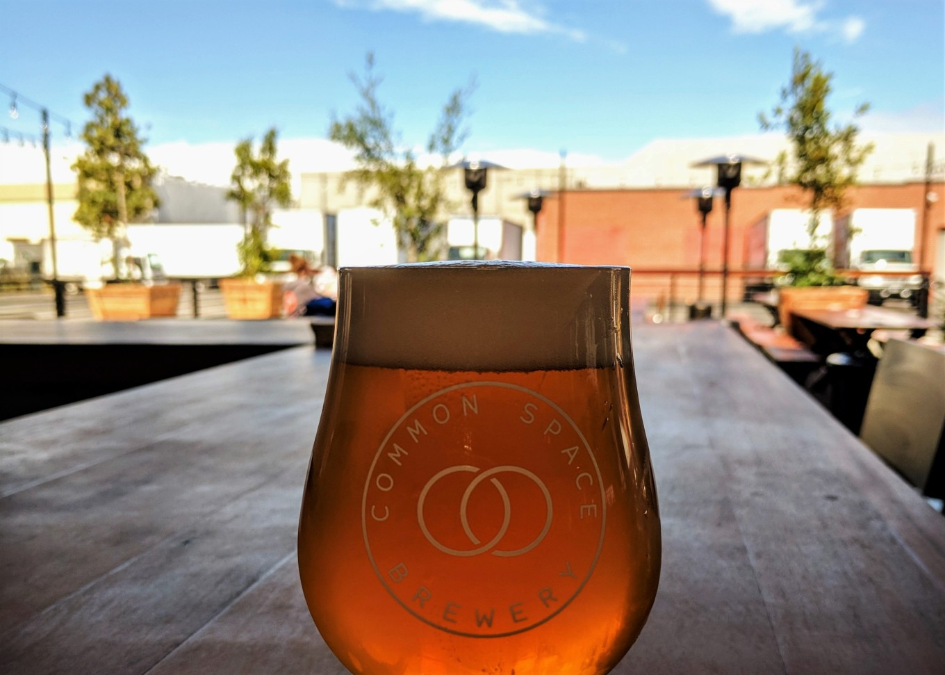 Common Space Strong IPA South Bay