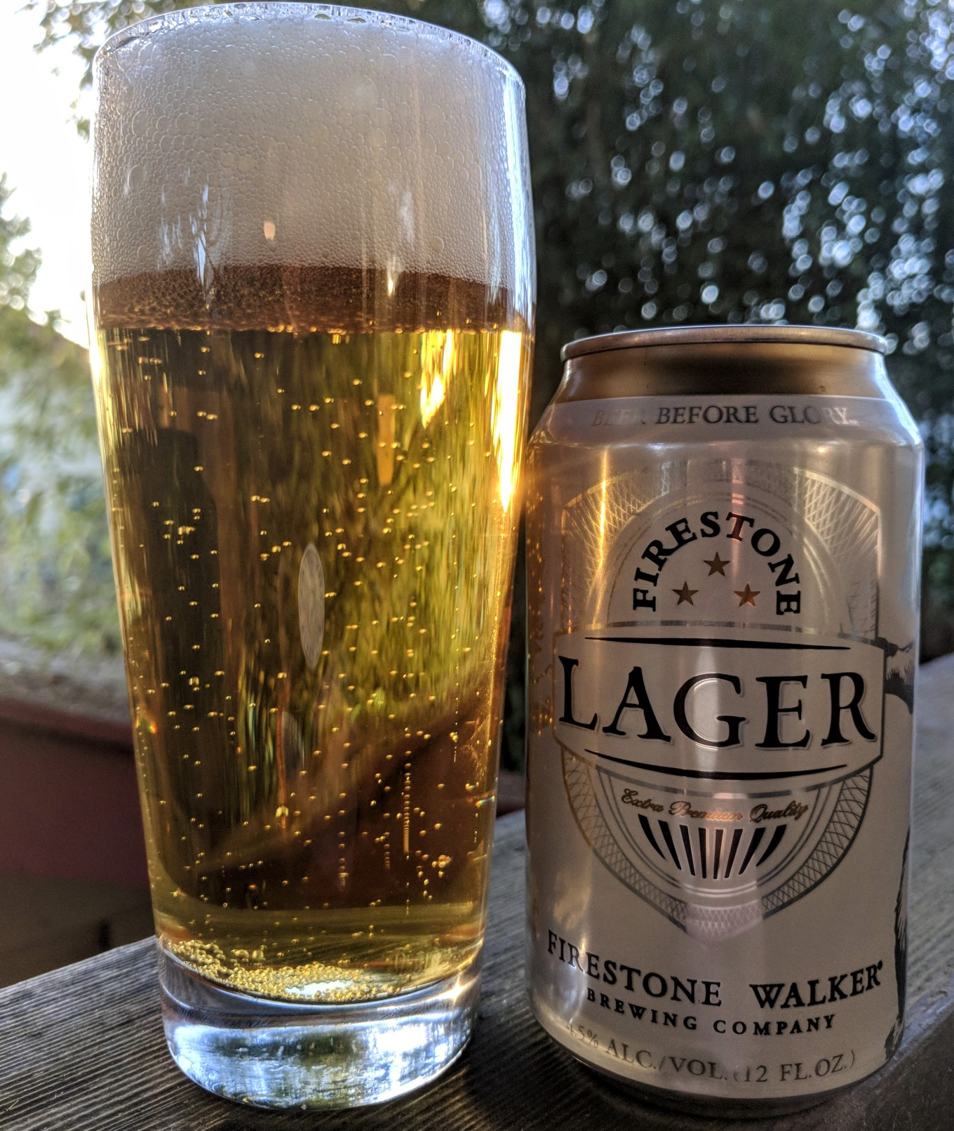 Firestone Walker Brewing Lager