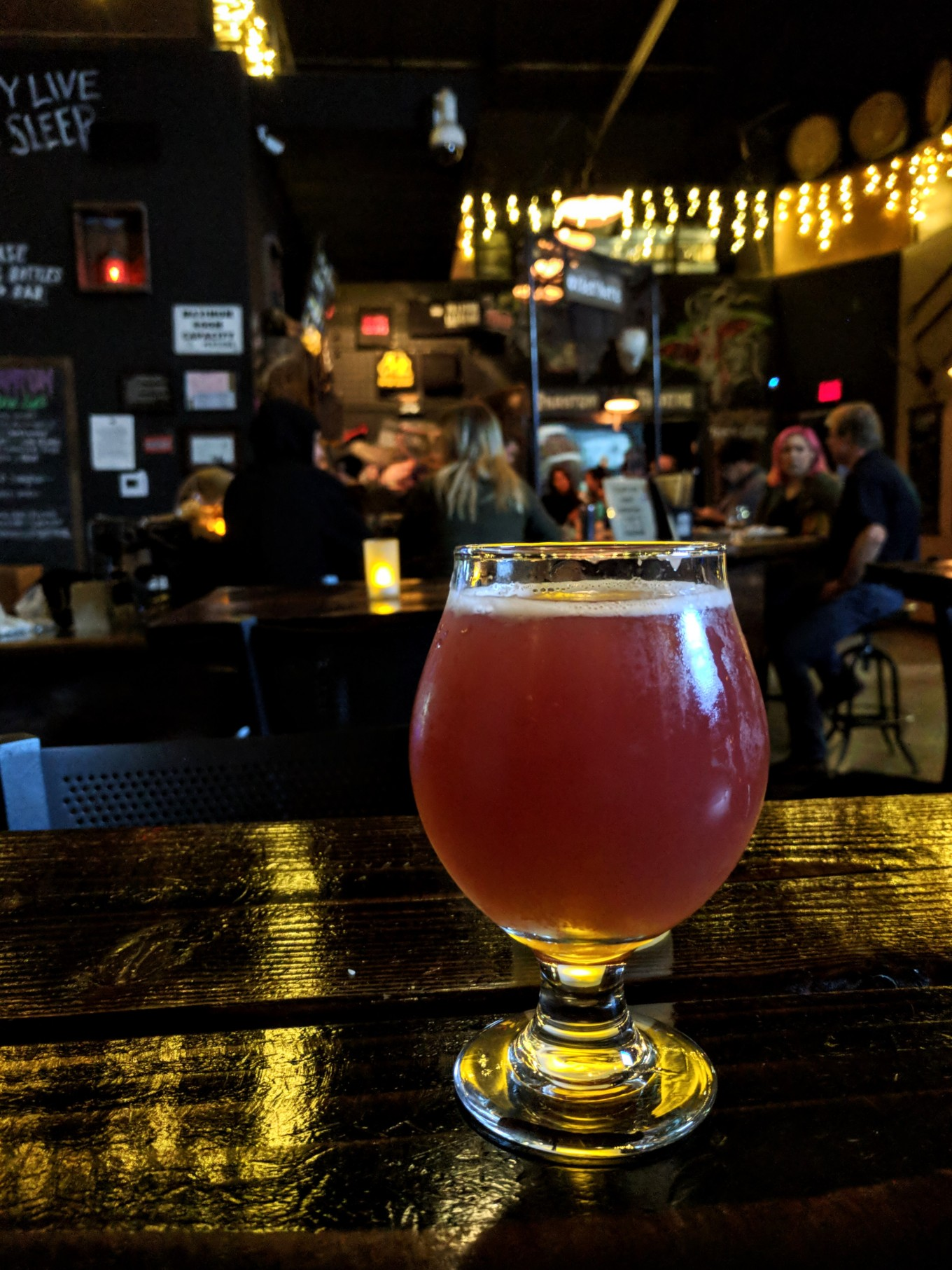 Phantom Carriage Brewery Double Berry Broadacres