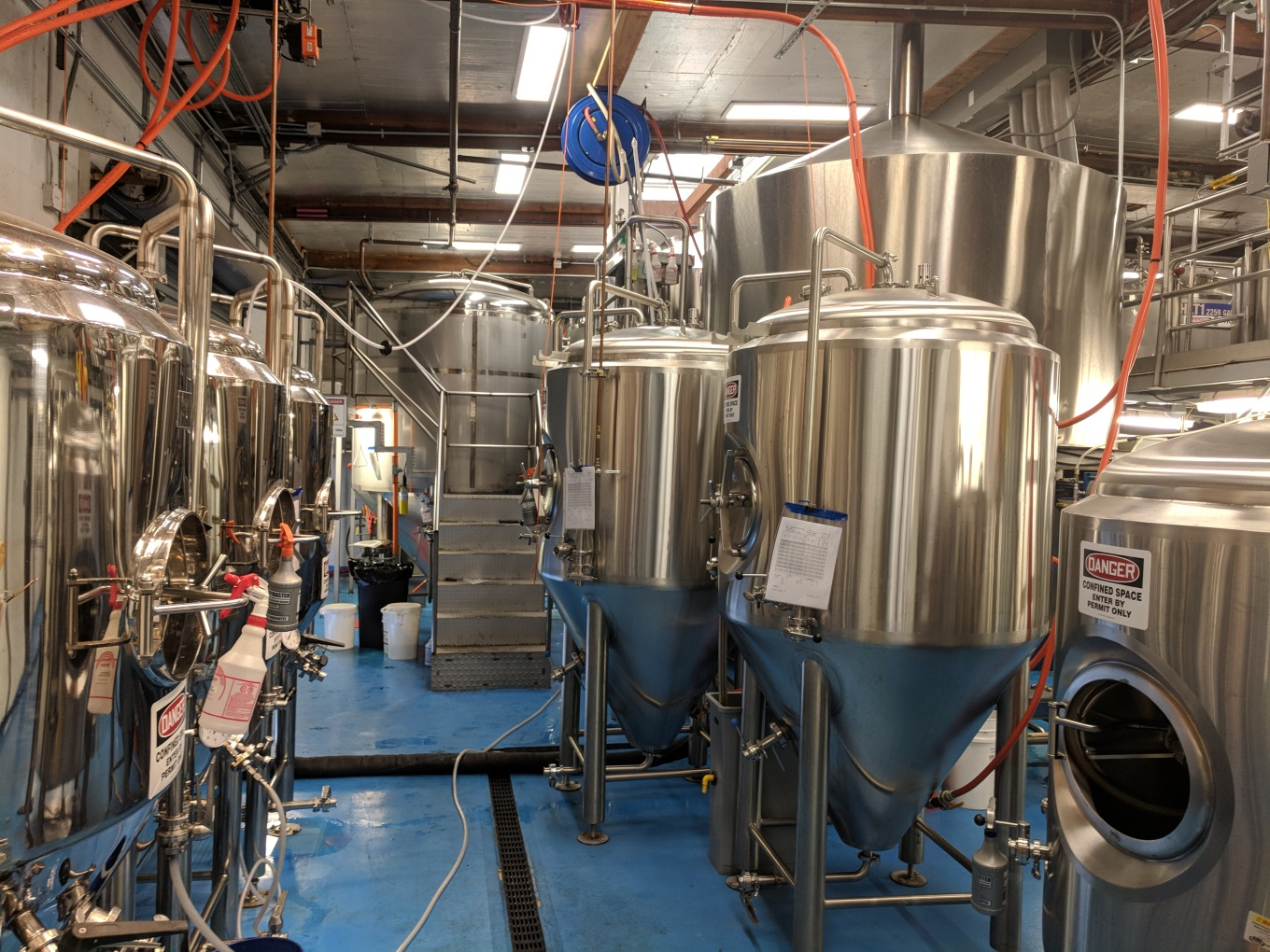The Dudes' Brewing Brewhouse Torrance