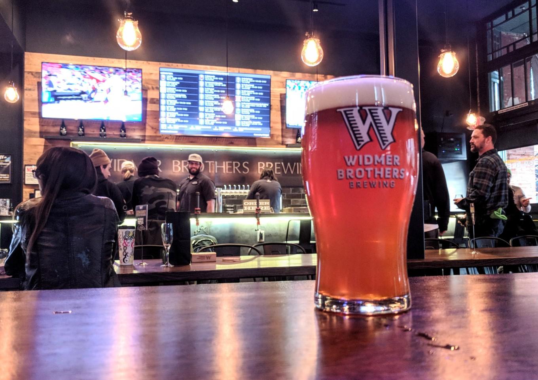 Widmer Brothers New Pub