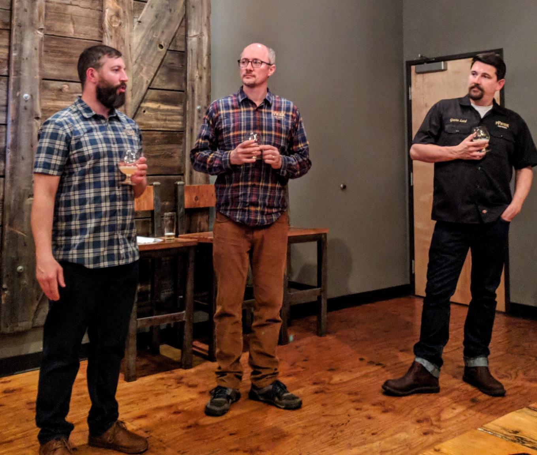 Josh Pfriem Rudy Gavin Lord pfriem family brewers hood river oregon