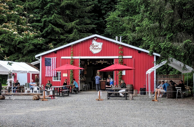 Bent Shovel Brewing Oregon City Barn