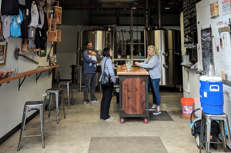 Bent Shovel Brewing Oregon City Brewhouse.jpg