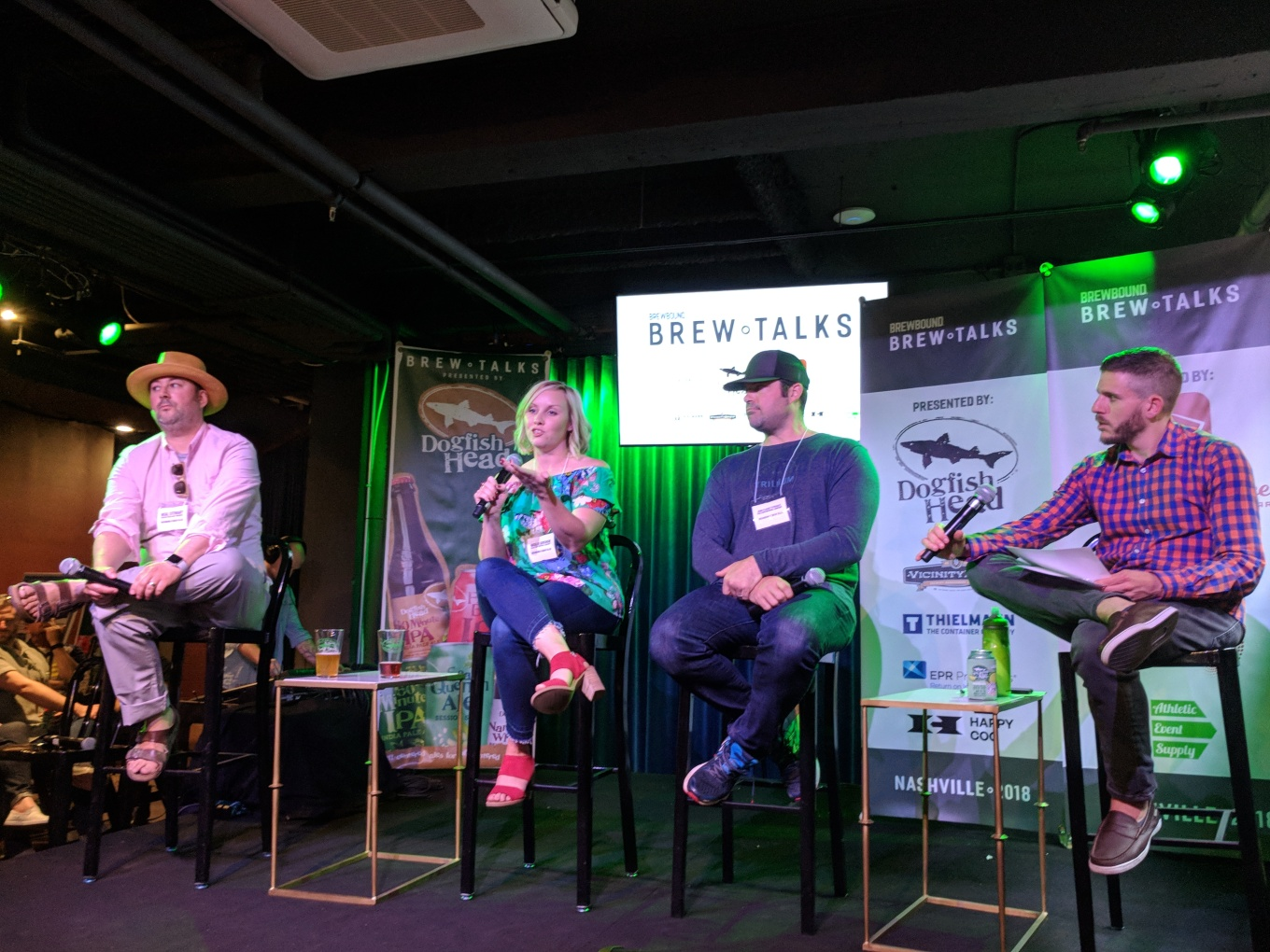 Brewtalks Brewbound CBC 2018 Nashville