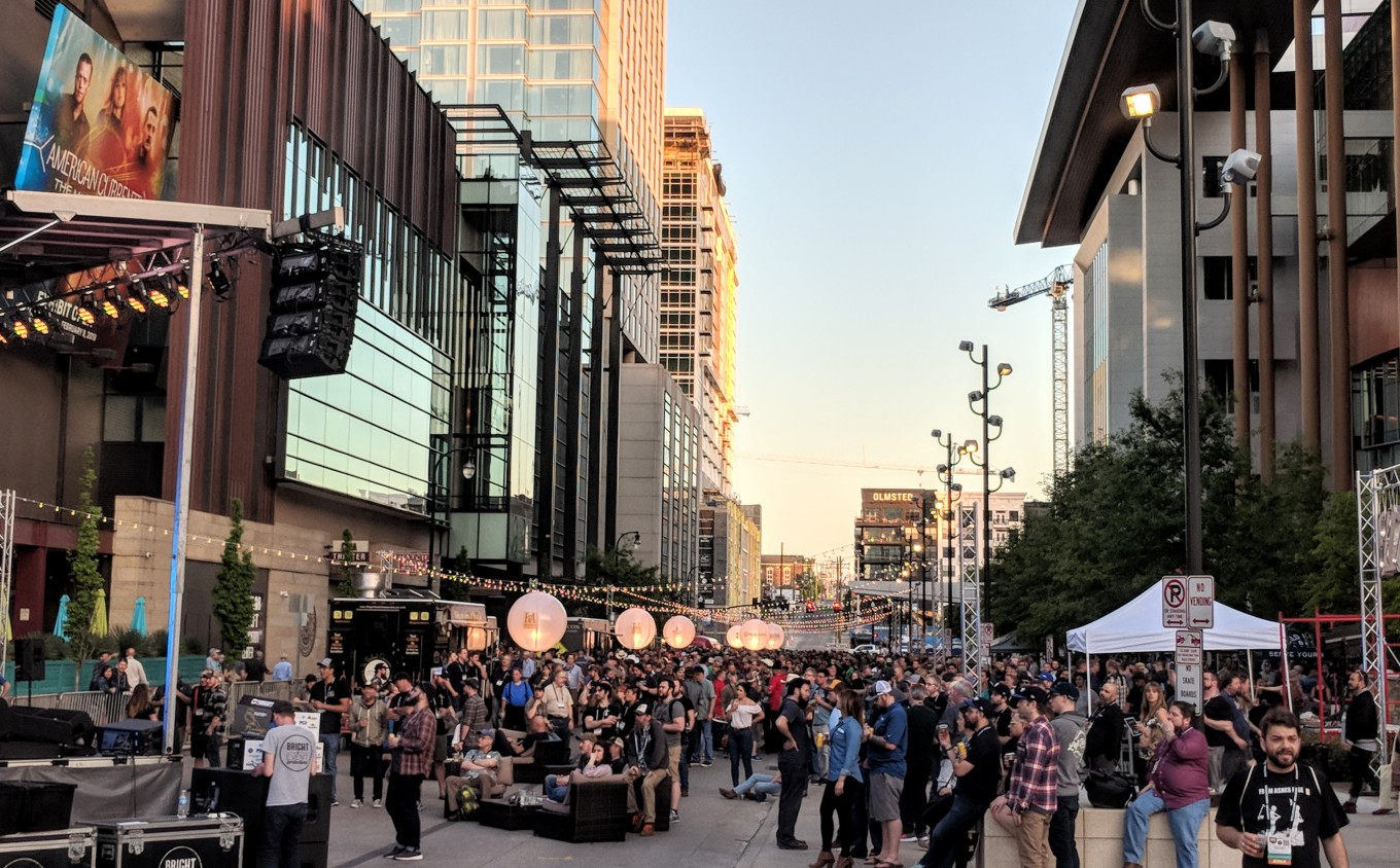 Craft Brewers Conference Opening Reception CBC 2018 Nashville Tennessee