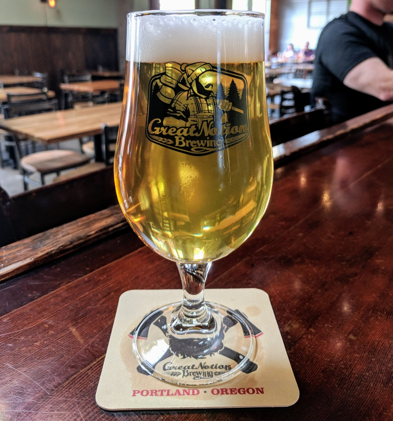 Great Notion Bubbly Brut IPA