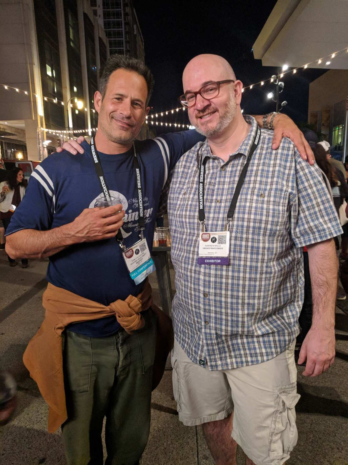 Sam Calagione Dogfish Head CBC 2018 Nashville