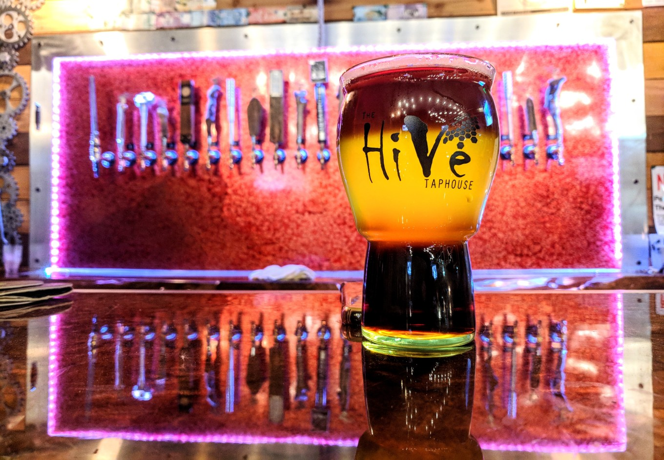 The HiVe Taphouse Header Oregon City