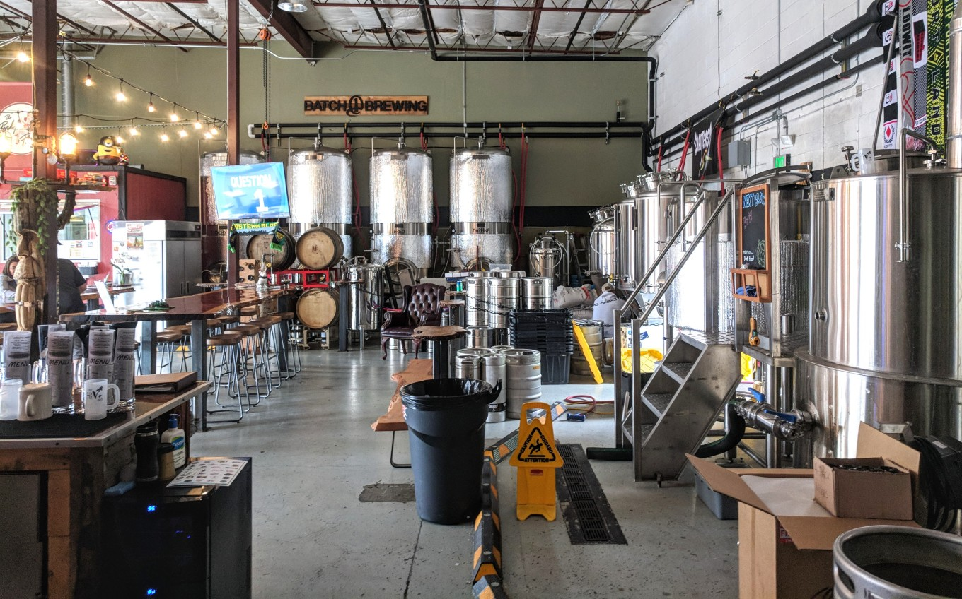 The HiVe Taproom Brewhouse