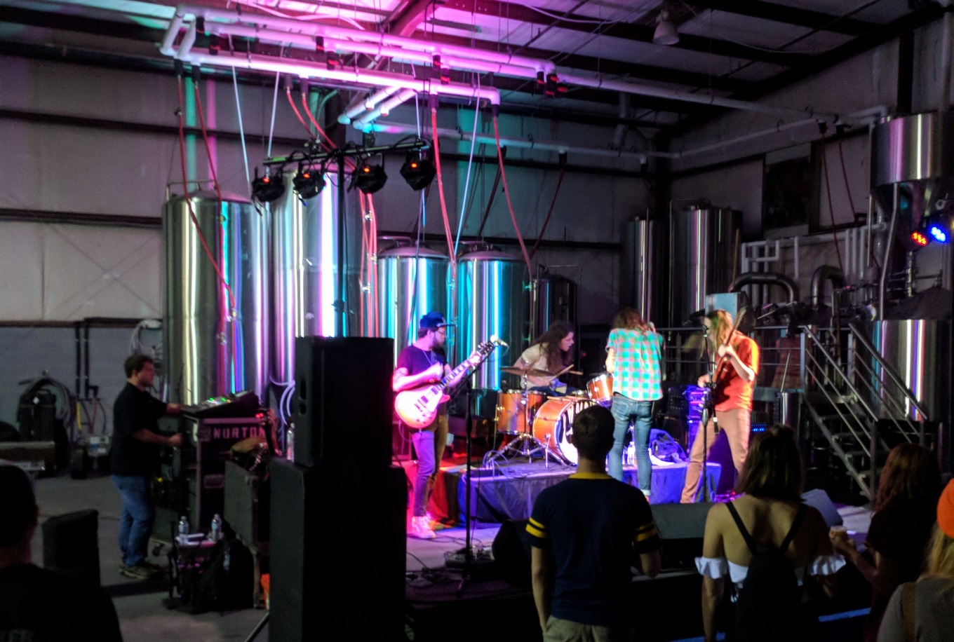 The Weeks Southern Grist CBC 2018 Nashville