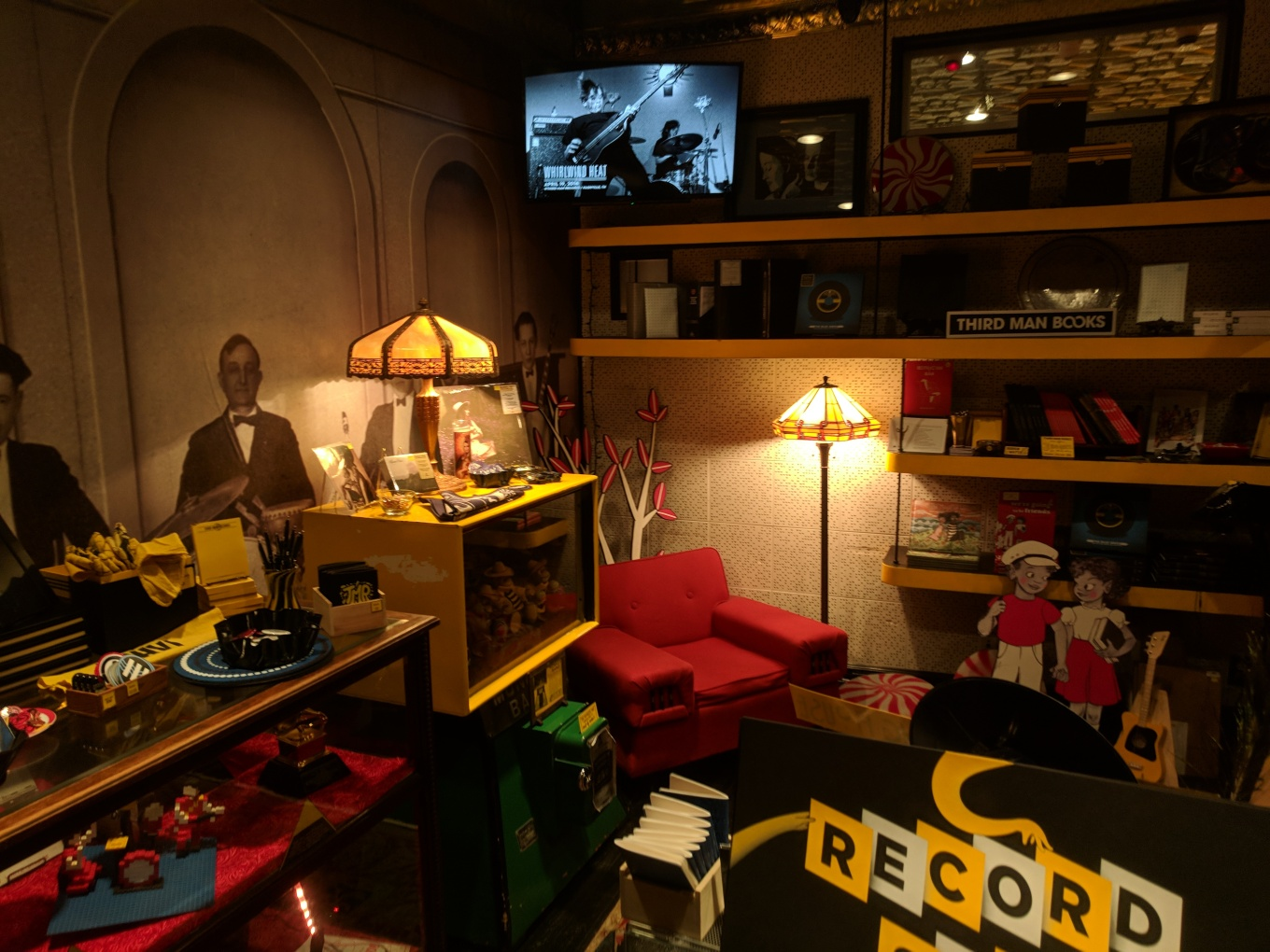 Third Man Records Store Nashville CBC 2018