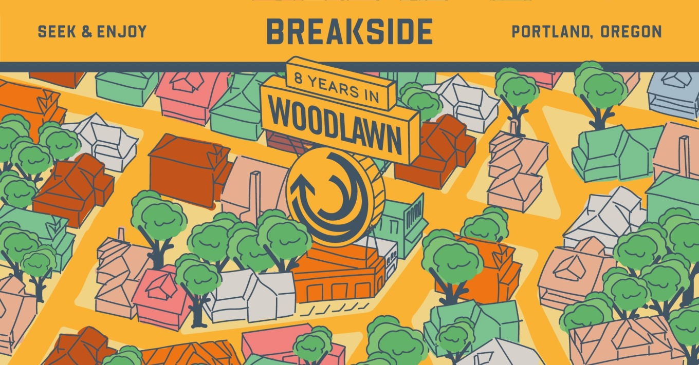 PDX Beer Week Breakside Woodlawn Block Party 2018