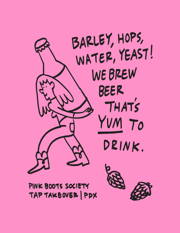 pink-boots-tap-takeover-full-flyer