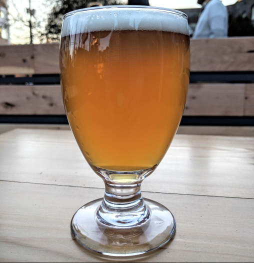 Coalition Brewing Two Flowers CBD IPA