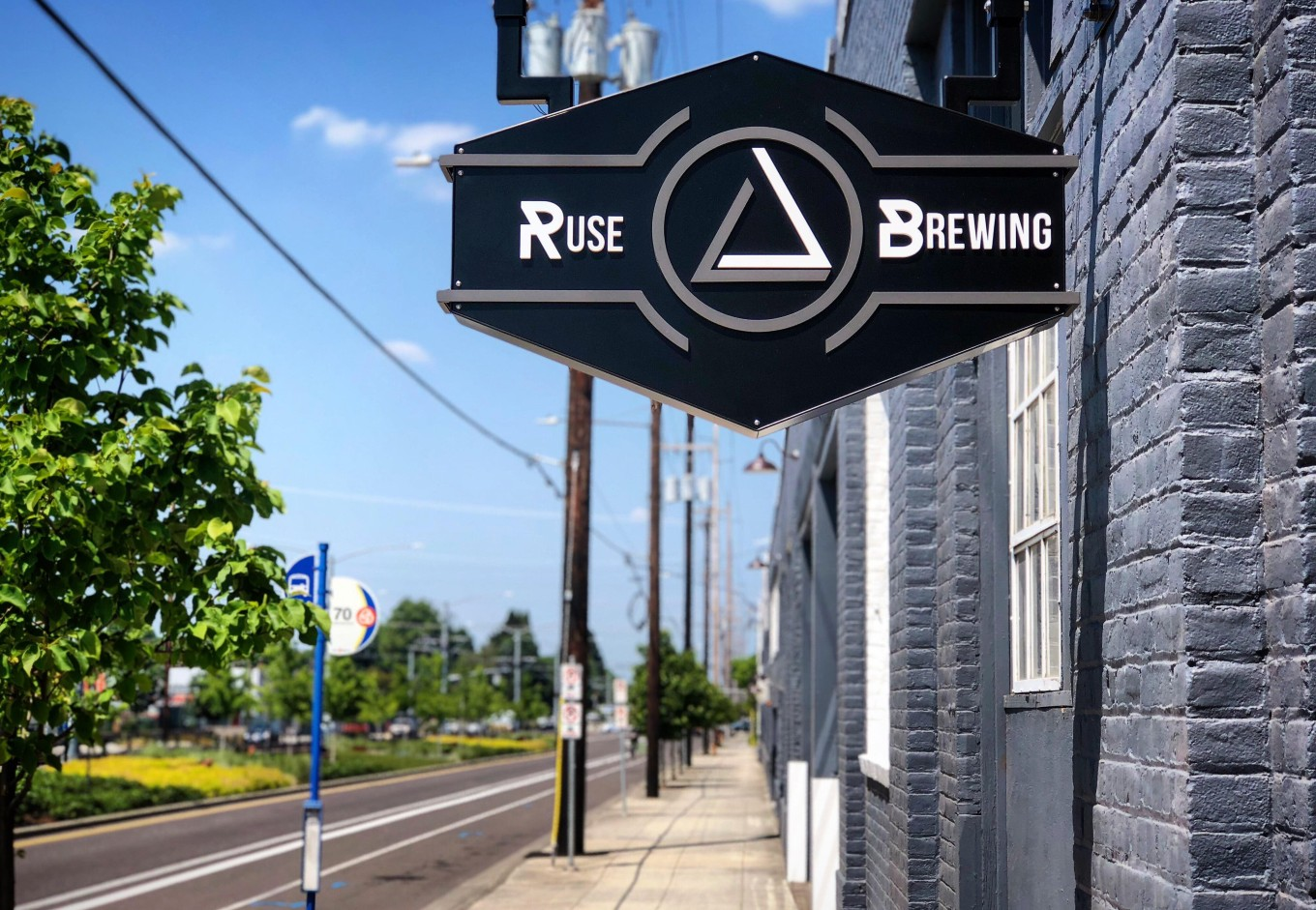 Ruse Brewing Portland Oregon