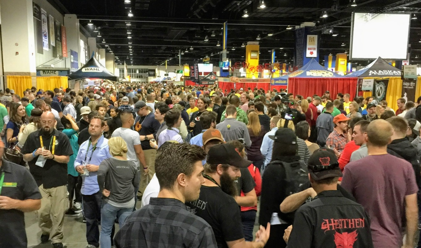GABF 2014 Denver Colorado NW Region