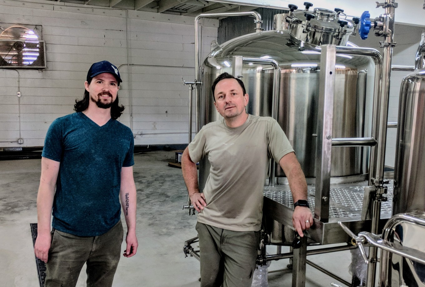 david and jarek interview threshold brewing and blending portland oregon