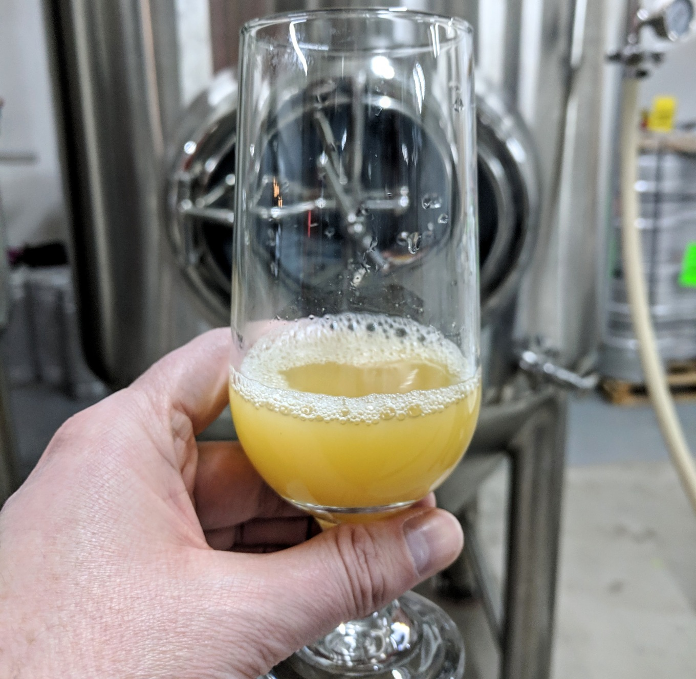 fuzz face ddh ipa pre carb threshold brewing and blending