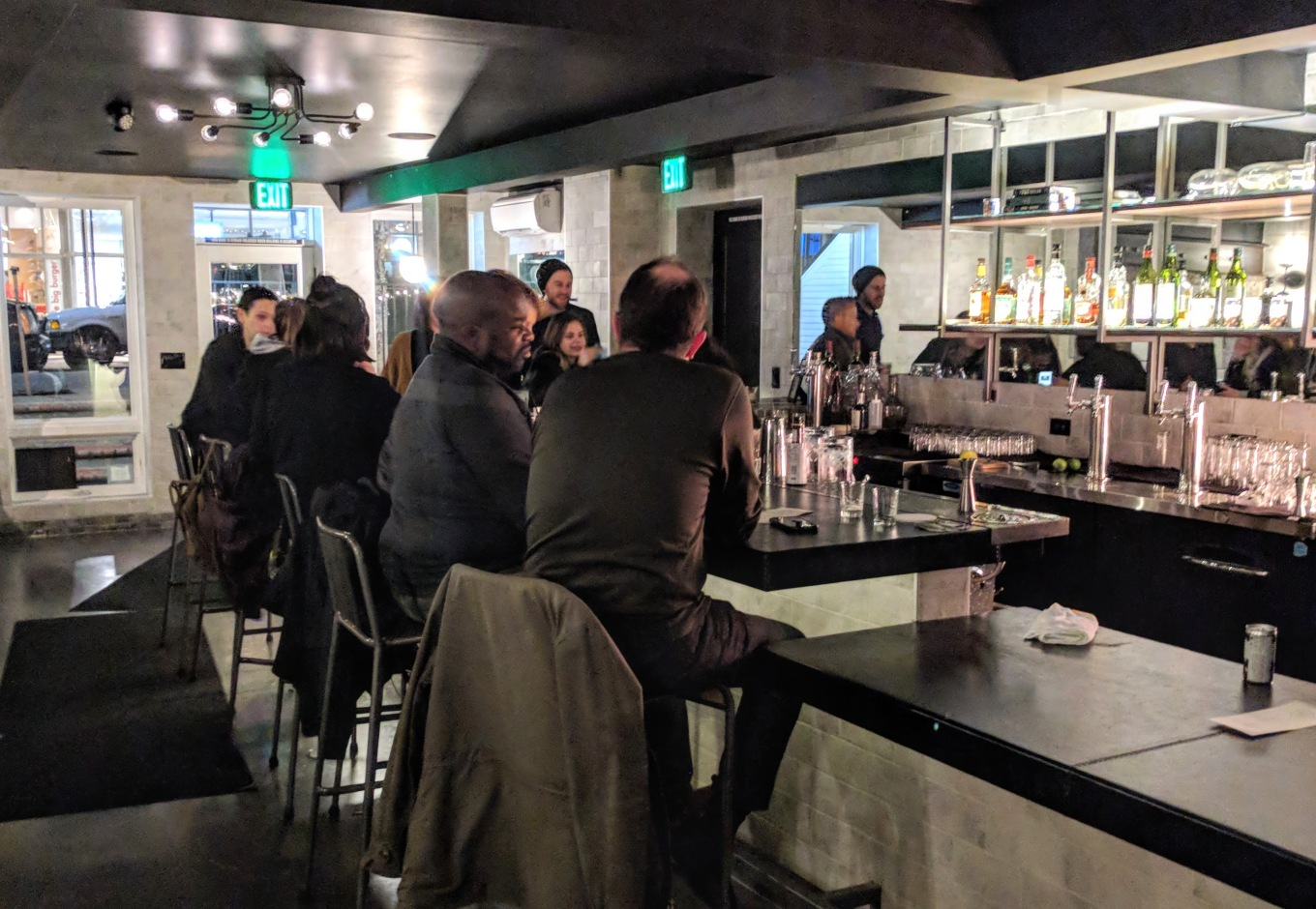 Function PDX Pop-Up Bar Portland Oregon