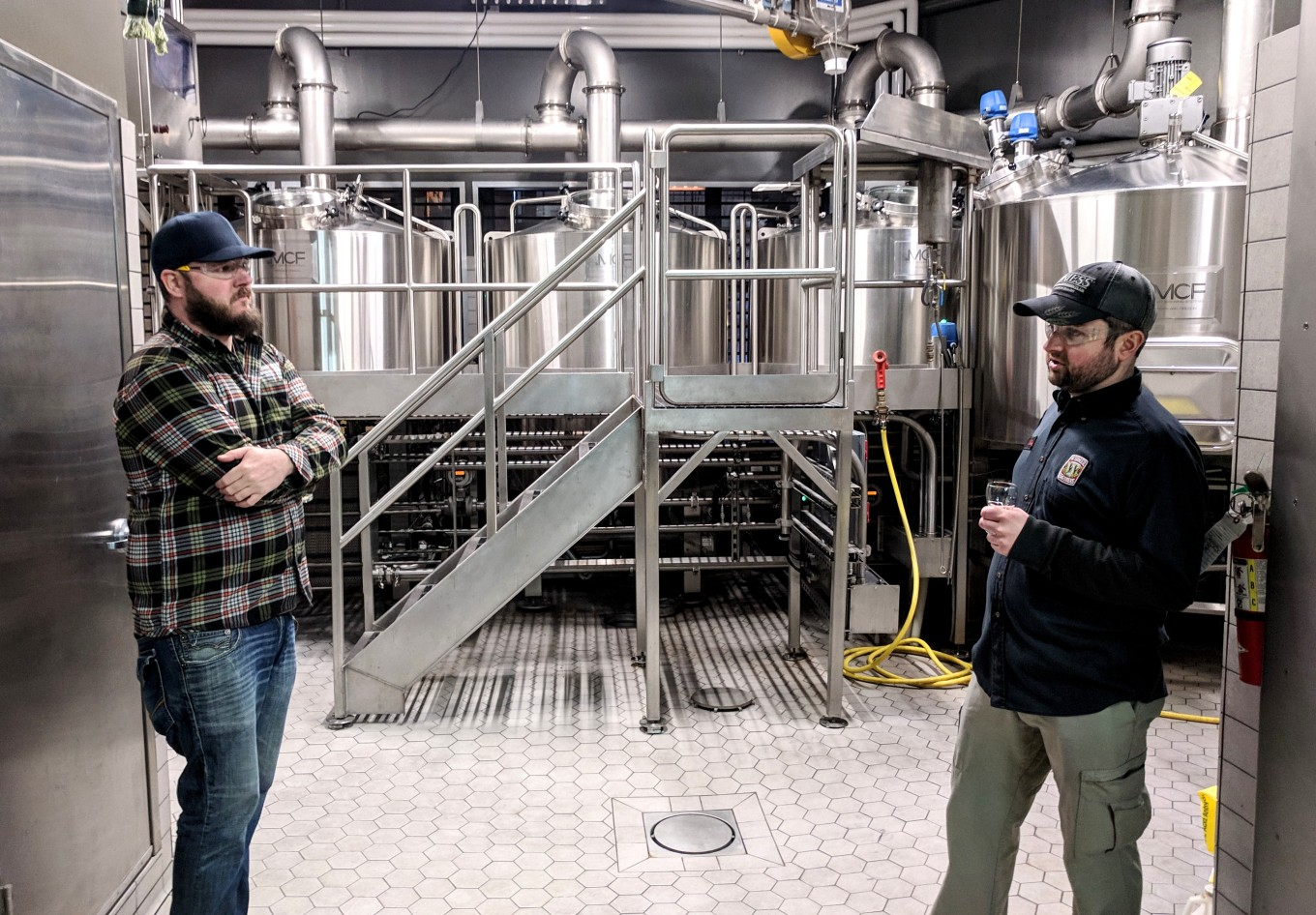 Parker Penley Dan Munch Innovation Brewhouse Widmer Brothers Brewing