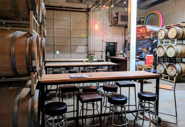 Royale Brewing taproom Portland Oregon