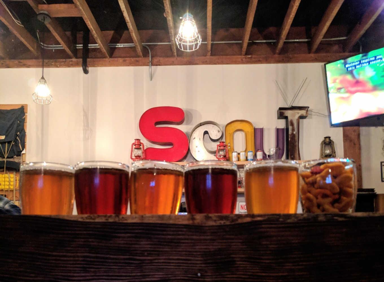 Scout Beer Hawthorne Portland Oregon