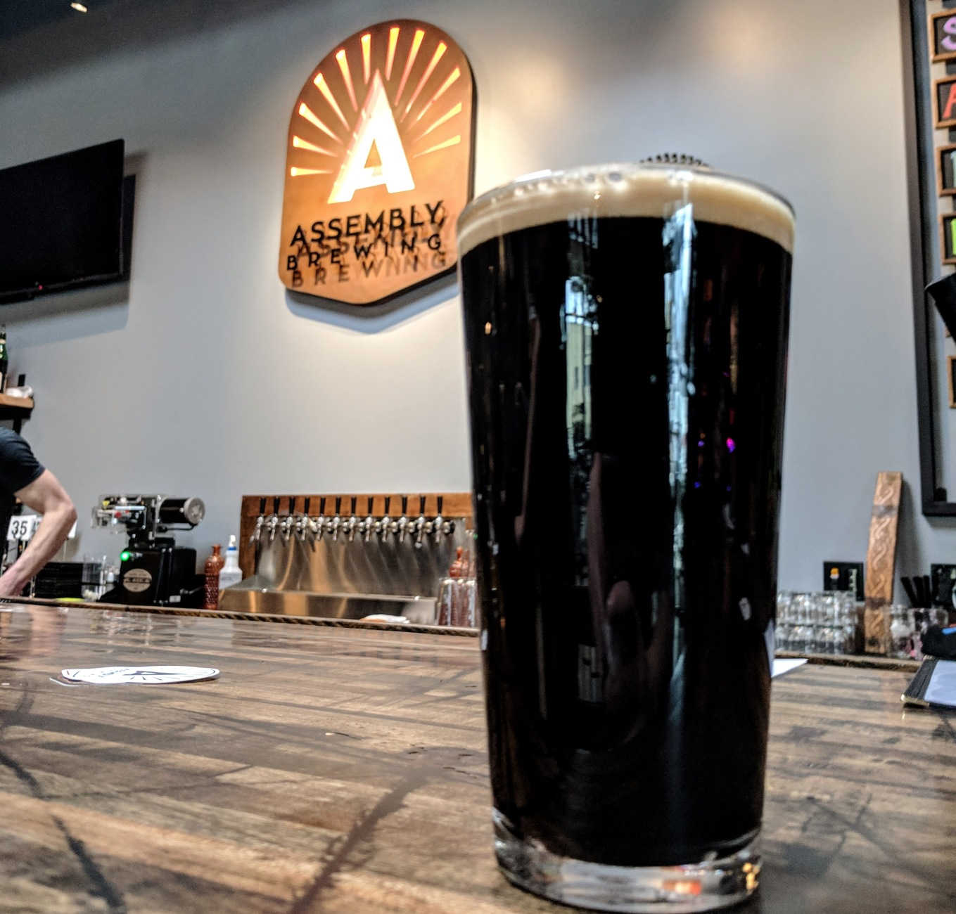Assembly Brewing Stout Portland Oregon