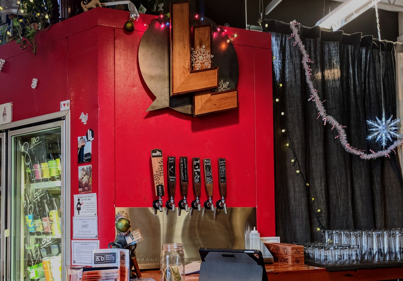 Look Long Brewing Taproom Portland Craft Beer