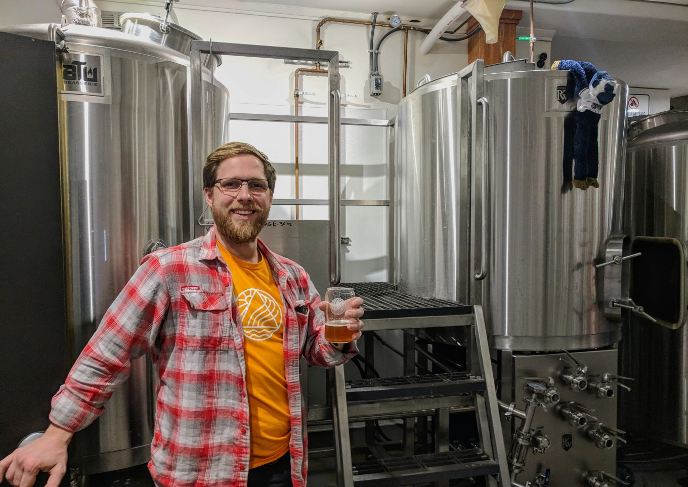 Second Profession Brewing Charlie Goman Portland Craft Beer