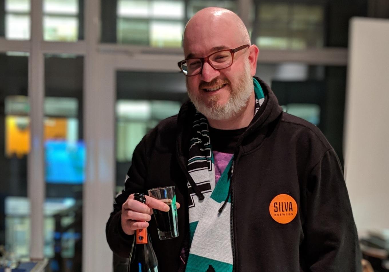Warren Wills Craft Beer Scribe Picture