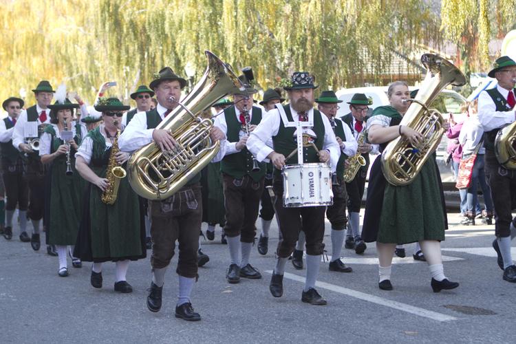 Levenworth Parade Oktoberfest