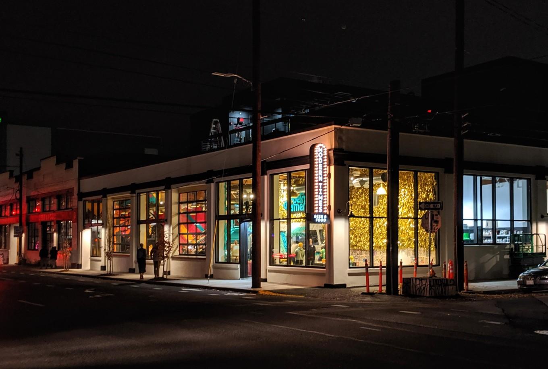 Modern Times PDX Belmont Fermentorium Expansion - Exterior Roof Deck NW