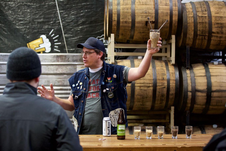 Stephen Helwig Baerlic Brewing Oregon Craft Beer Month 2020